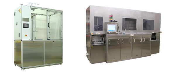 Automated Solvent Systems